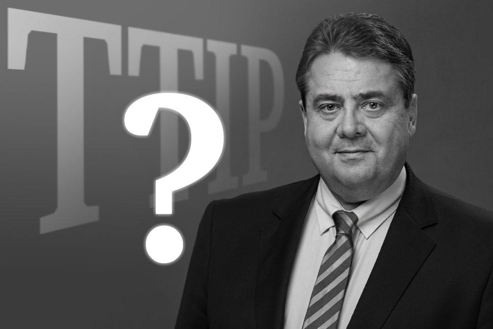 Ausstehende Antworten - Bundeswirtschaftsminister Sigmar Gabriel (MdB/SPD)