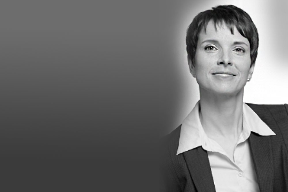 Dr. Frauke Petry (AfD)