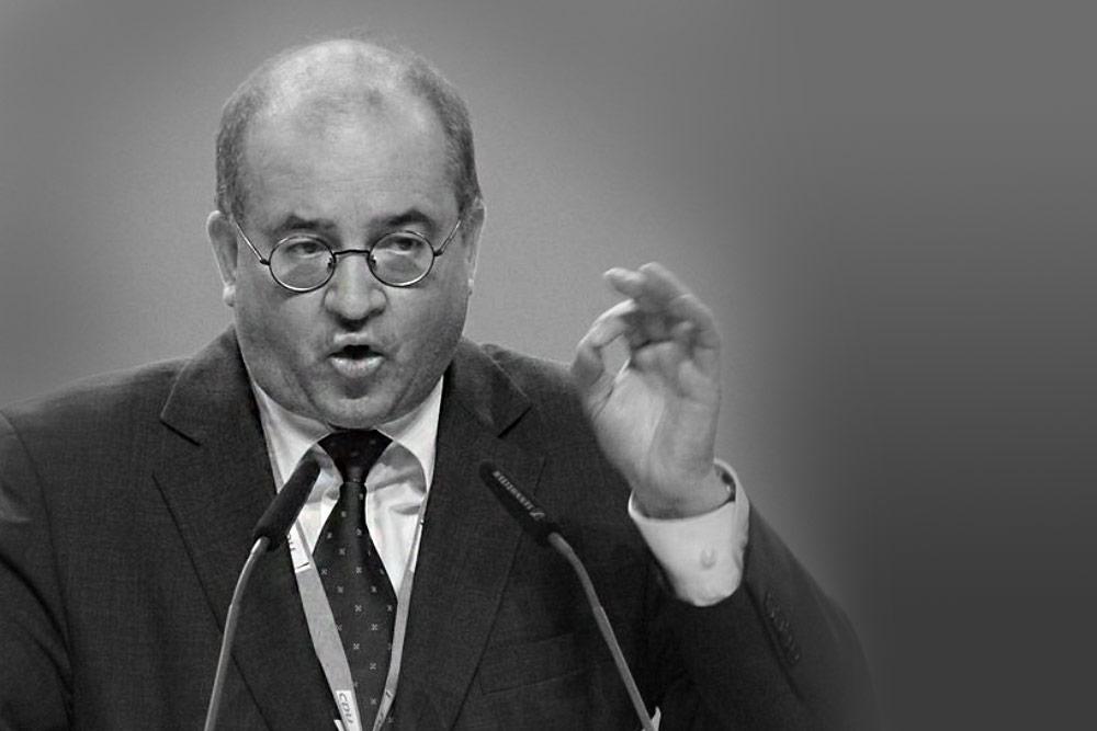 Gesetzesabschaffendes Referendum - Antwort Arnold Vaatz (MdB/CDU)