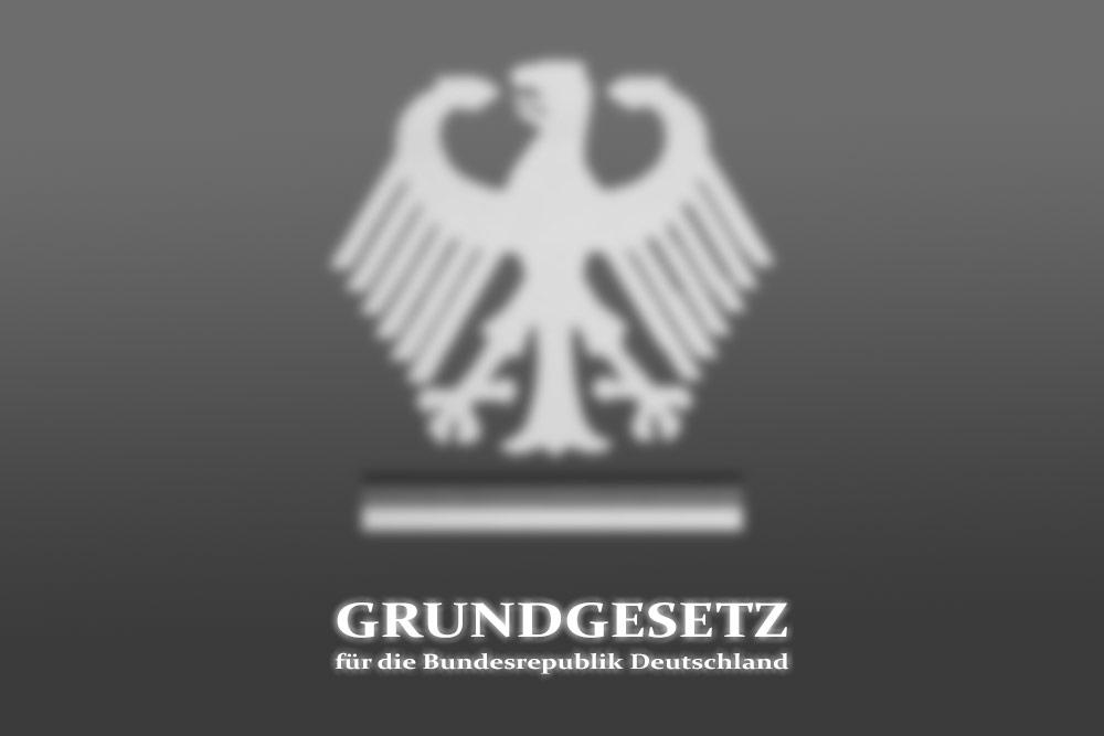 Dresdner Entwurf - Gesetzentwurf zur Änderung des Grundgesetzes